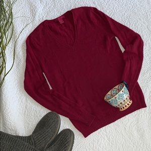 Sweaters - ❤️ 💯% Cashmere V Neck S